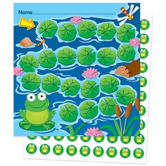 Frog Mini Incentive Charts