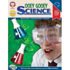 Ooey Gooey Science Investigations