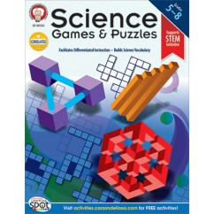 Science Games And Puzzles