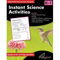 Science Activities Gr K-1