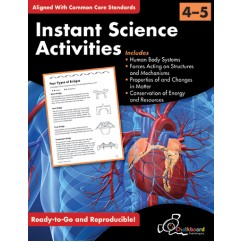 Science Activities Gr 4-5