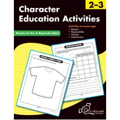 Character Education Activities 2-3