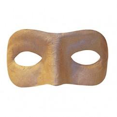 Paper Mache Mask Half