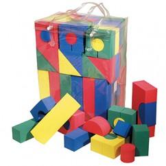 Wonderfoam Blocks 68-pk