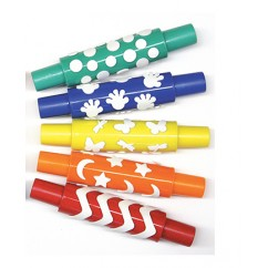 Wonderfoam Pattern Rollers Dots