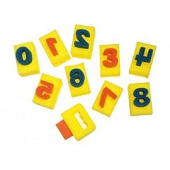 Paint Handle Sponges Number 0-9