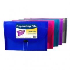C Line Expanding File 7 Pocket 6