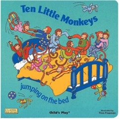 Classic Books-w-holes Ten Little