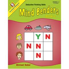 Mind Benders Beginning Book 2