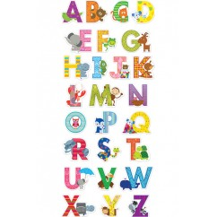The Alphabet Mini Bb Set