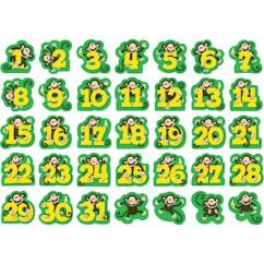 Monkeys Calendar Days