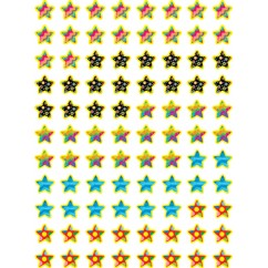Poppin Patterns Stars Hot Spots