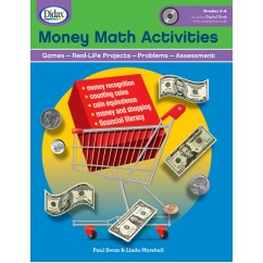 Money Math Activities Gr 3-6