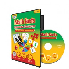 Math Facts Interactive Resources