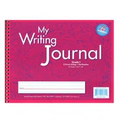My Writing Journals Pink Gr 1
