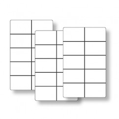 Ten Frame Cards Classroom Set