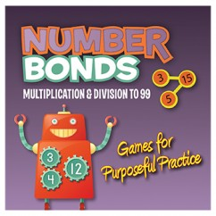 Number Bonds Cd Rom Multiplication
