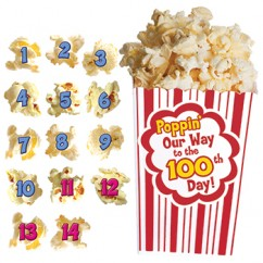 100 Days Of Popcorn Bb Set
