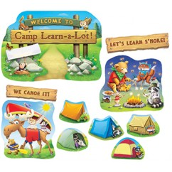 Camp Learn A Lot Bb Set