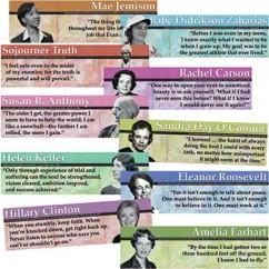 Notable American Women Mini Bb Set