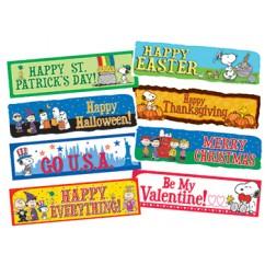 Peanuts Year Of Holidays Mini Bb