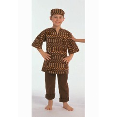 Ethnic Costumes Boys West African