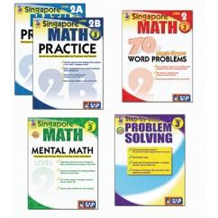 Singapore Math Bundle Gr 3