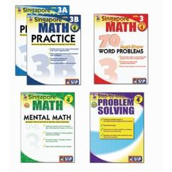 Singapore Math Bundle Gr 4