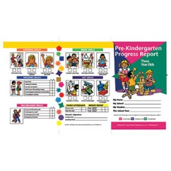 Pre Kindergarten Progress Report 10