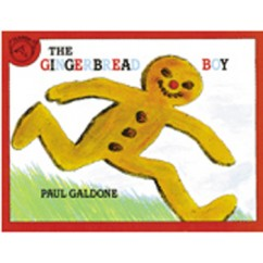Gingerbread Boy Big Book