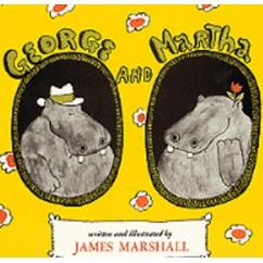 George & Martha Book