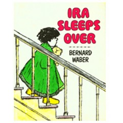 Ira Sleeps Over Book