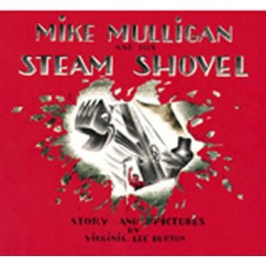 Mike Mulligan & His Steam Shovel Bk
