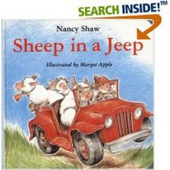 Sheep In A Jeep Classic Lit Book