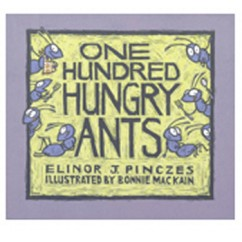 One Hundred Hungry Ants Elinor J