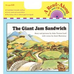 Carry Along Book/cd The Giant Jam
