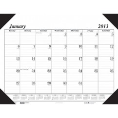 Economy Desk Pad 12 Months Jan -