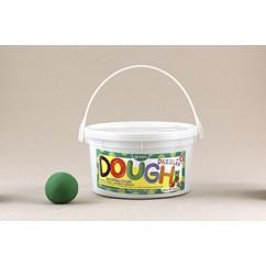 Dazzlin Dough Green 3 Lb Tub