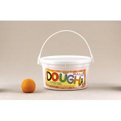 Dazzlin Dough Orange 3 Lb Tub