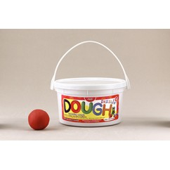 Scented Dazzlin Dough Red