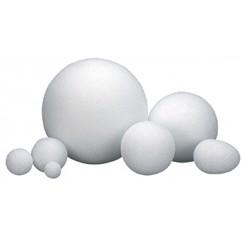 Styrofoam 1in Balls Pack Of 12