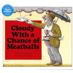 Cloudy W/ A Chance Of Meatballs