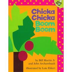 Chicka Chicka Boom Boom Paperback