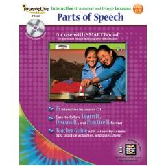 Parts Of Speech Interactive Grammar