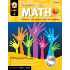 Math Gr 3 Common Core Reinforcement