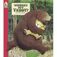 Wheres My Teddy Big Book
