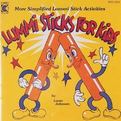 Rhythm Sticks For Kids Cd