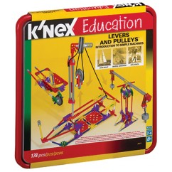 Knex Levers And Pulleys
