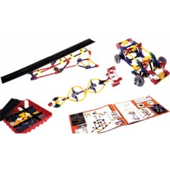 Knex Wheels & Axles And Inclined