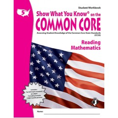 Gr 5 Student Workbook Reading &